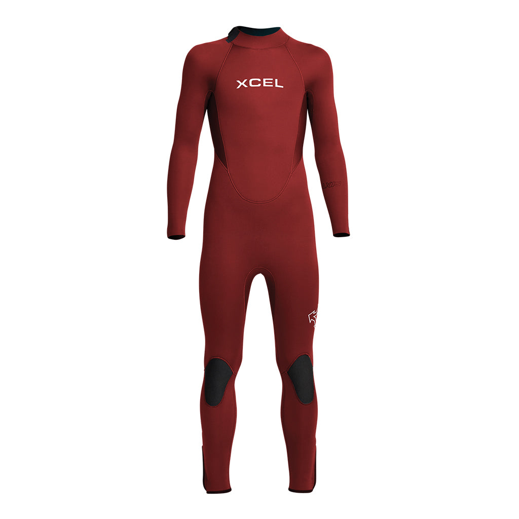 YOUTH AXIS BACK ZIP 3/2MM FULL WETSUIT FA20
