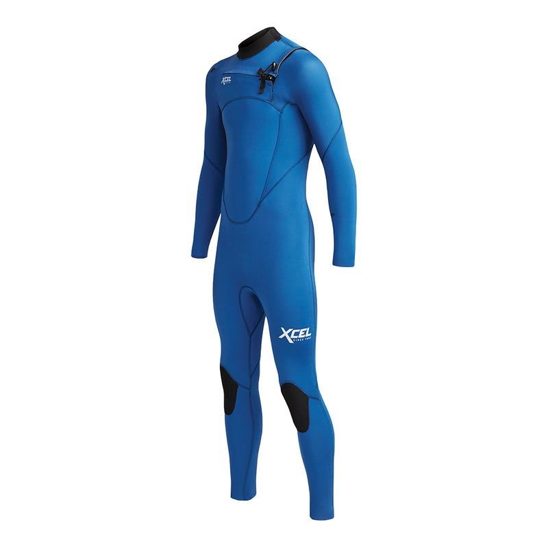 YOUTH COMP 4/3MM FULLSUIT FA19