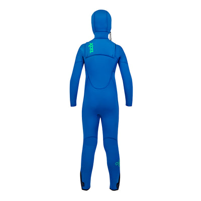 YOUTH COMP HOODED 4.5/3.5MM FULLSUIT FA19