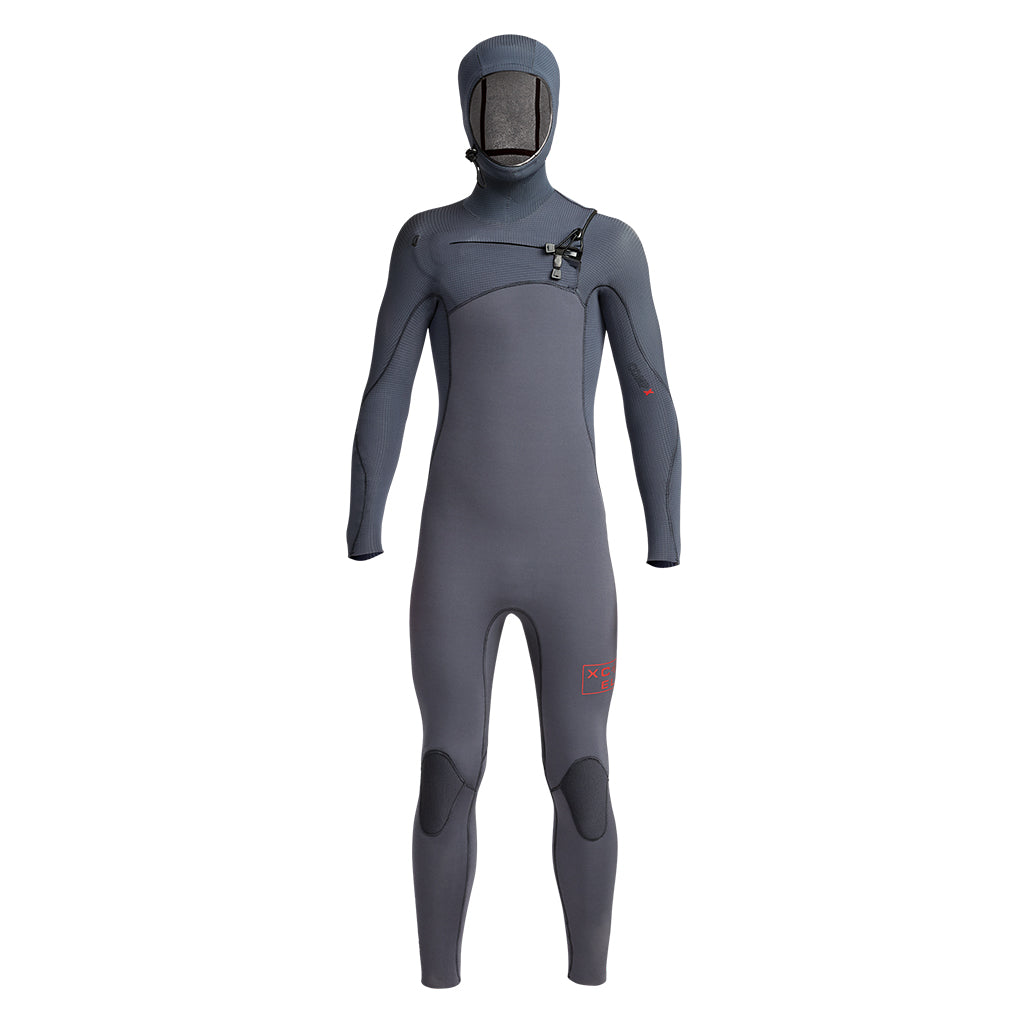 YOUTH COMP X 4.5/3.5MM HOODED FULLSUIT FA20