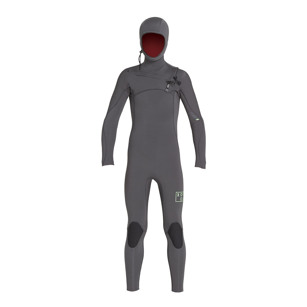 YOUTH 4.5/3.5 COMP X THERMOLITE HOODED FULLSUIT FA18