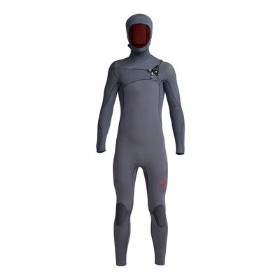 YOUTH COMP X 4.5/3.5MM HOODED FULLSUIT FA19