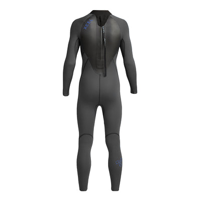 YOUTH AXIS BACK ZIP 5/4MM FULLSUIT FA19