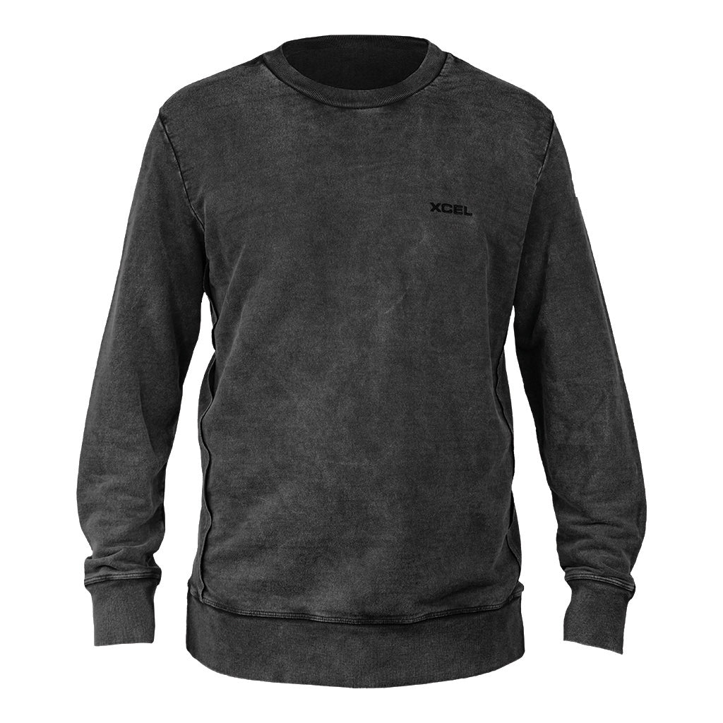 MENS CREW NECK FLEECE