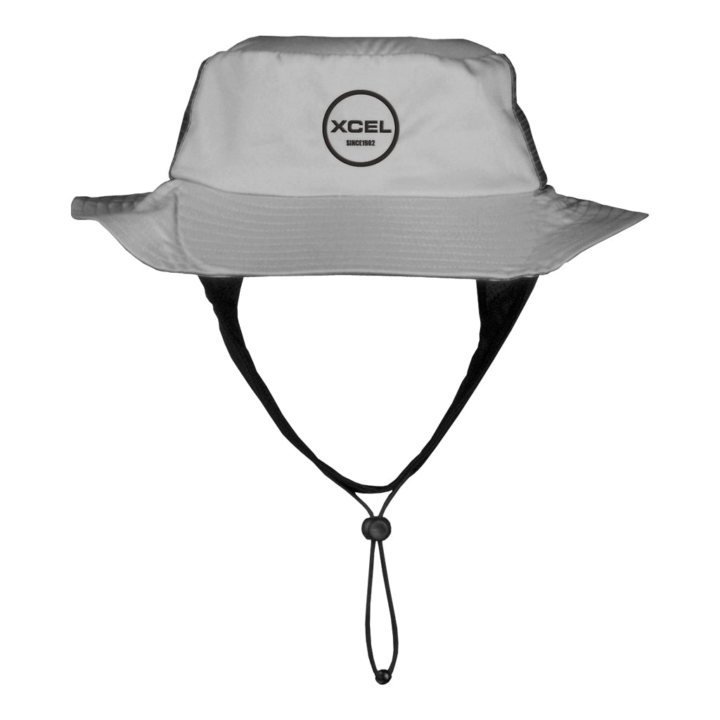 Essential Water Hat Grey front view