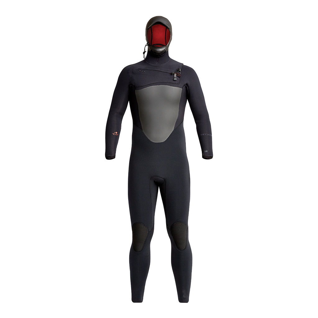 MENS DRYLOCK HOODED 4/3MM FULLSUIT FA19