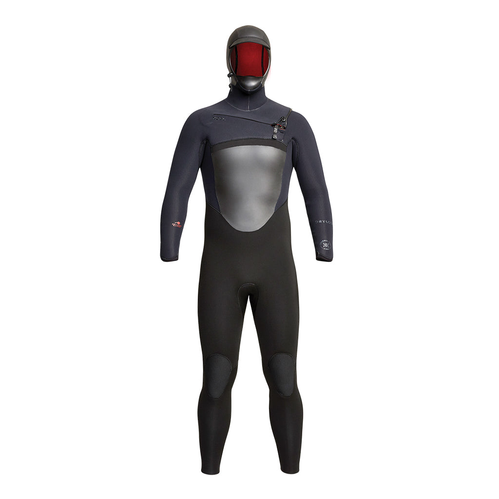 MENS DRYLOCK 4/3MM HOODED FULLSUIT FA20