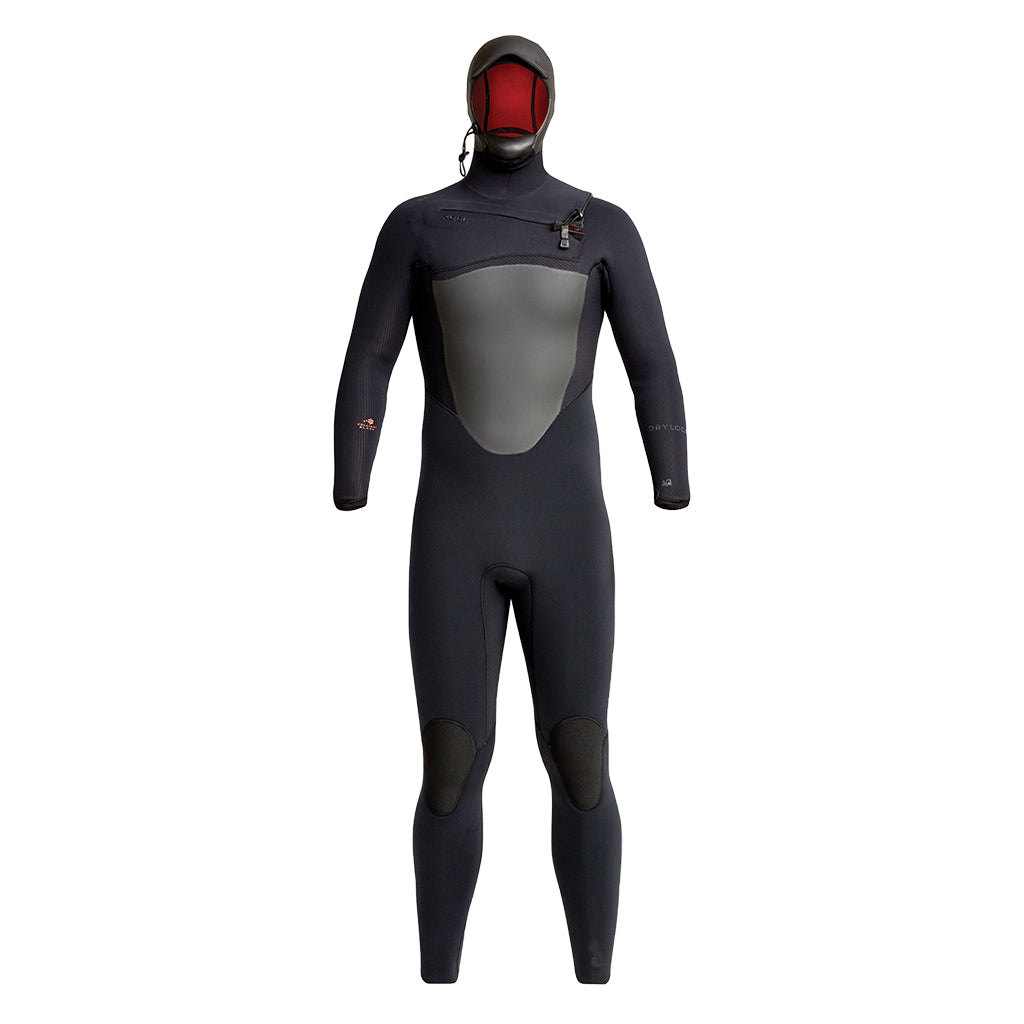 MENS DRYLOCK 5/4MM HOODED FULLSUIT FA20