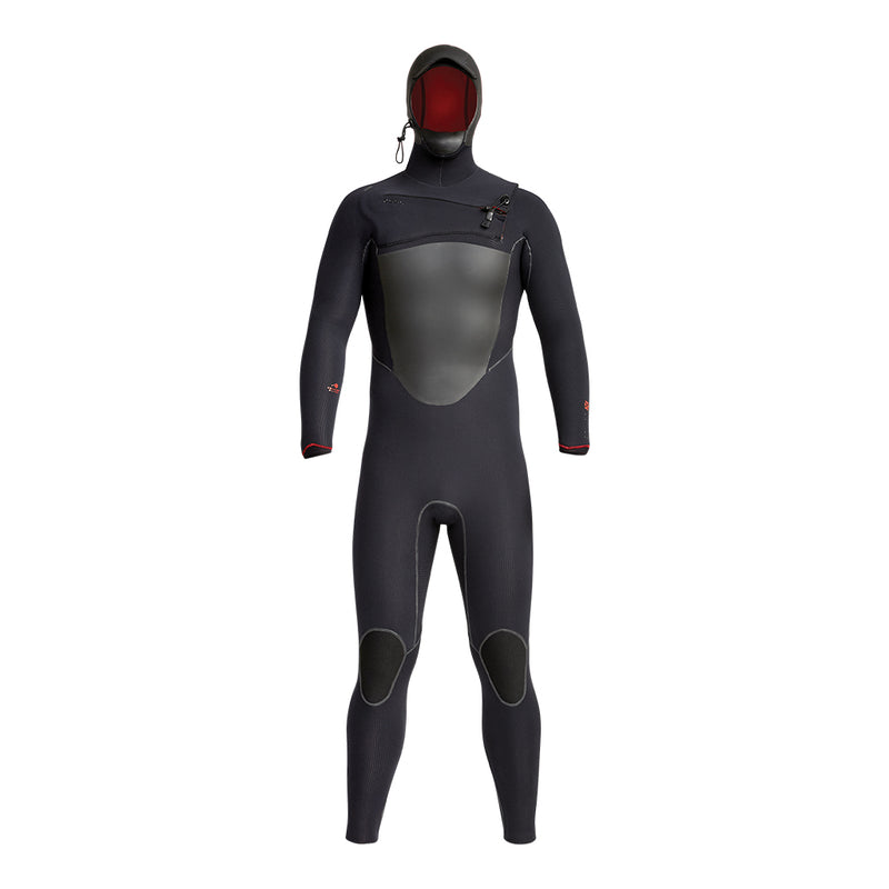 MENS DRYLOCK X 5/4MM HOODED FULLSUIT FA20
