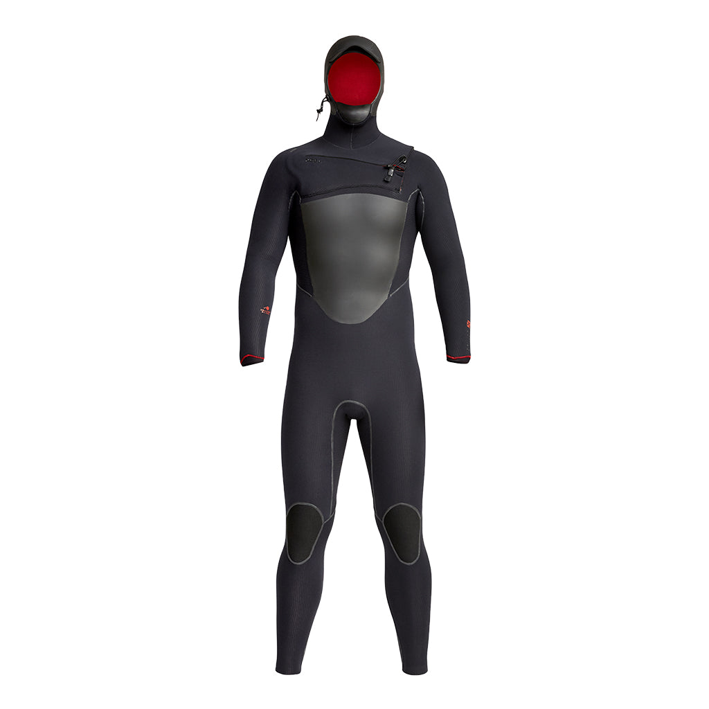 MENS DRYLOCK X HOODED 5/4MM FULLSUIT FA19
