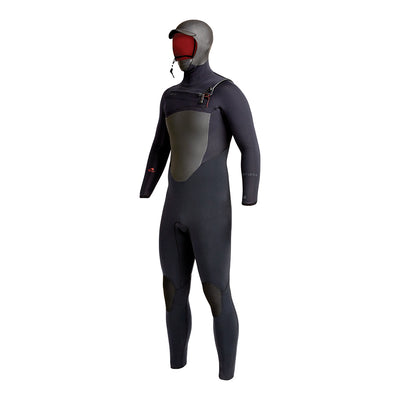 MENS DRYLOCK HOODED 6/5MM FULLSUIT FA19