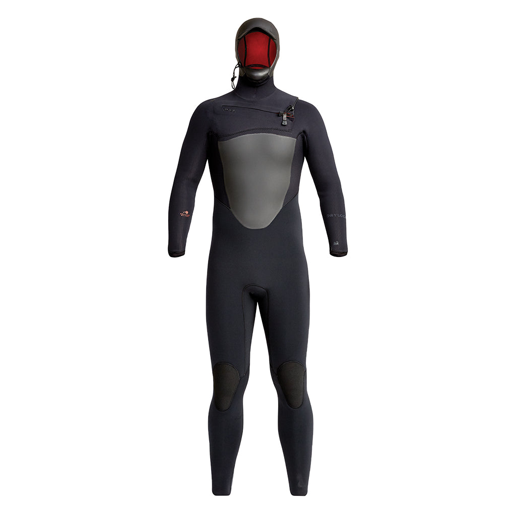 MENS DRYLOCK 6/5MM HOODED FULLSUIT FA20