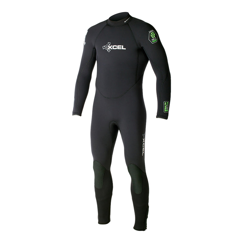 MENS 7/6MM HECS DIVE FULLSUIT DV14