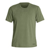 MENS THREADX SOLID SHORT SLEEVE UV SP21