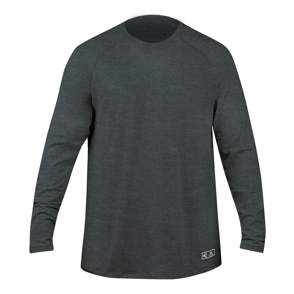 MENS THREADX SOLID LONG SLEEVE UV SP20