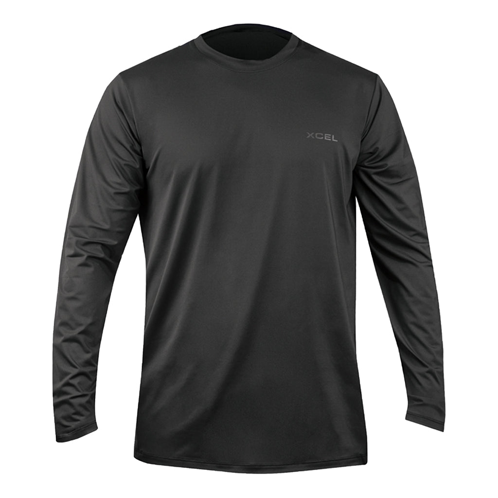 MENS PREMIUM STRETCH RELAXED FIT LONG SLEEVE UV SP21