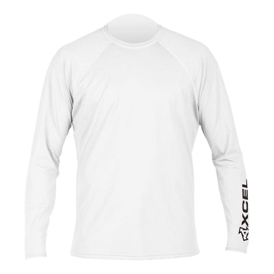 MENS VENTX SOLID LONG SLEEVE UV SP21