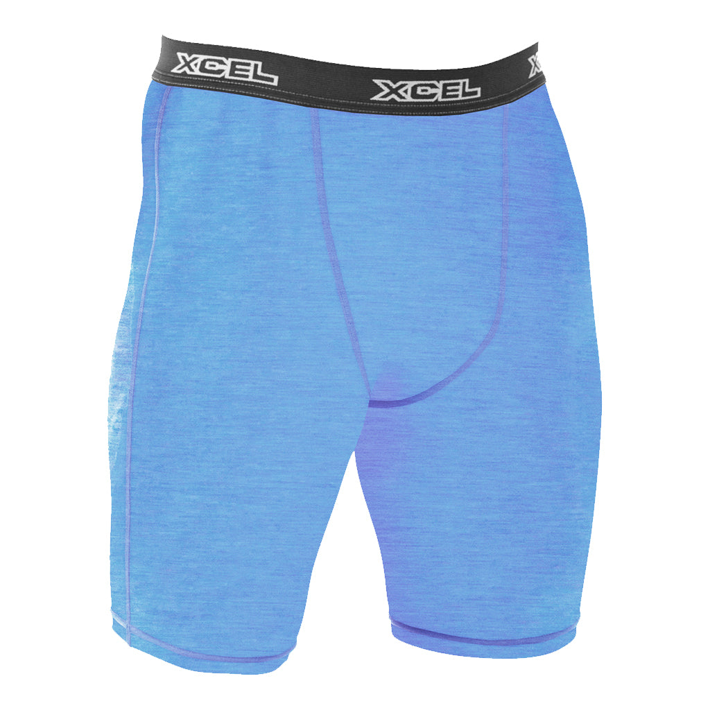 MENS HEATHERED VENTX UNDERSHORT SP20
