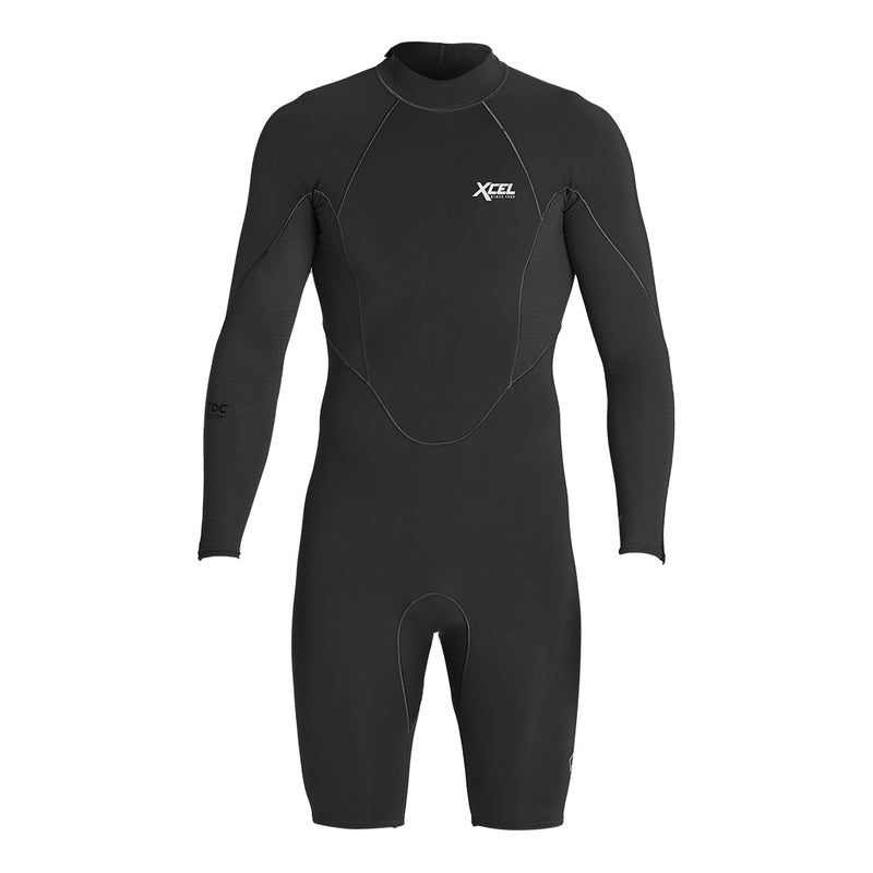 MENS COMP X NEOSTRETCH TDC BACK ZIP LONG SLEEVE 1/0.5MM SPRINGSUIT SP20