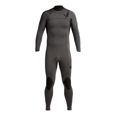 Front View Wetsuit Gray