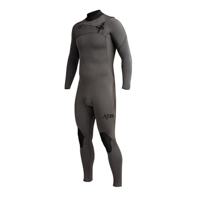 Side view Wetsuit Gray