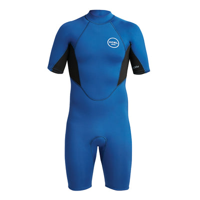 MENS AXIS SHORT SLEEVE 2MM SPRING WETSUIT SP21