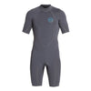 MENS AXIS SHORT SLEEVE 2MM SPRINGSUIT SP21
