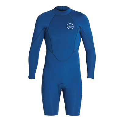 Mens AXIS Long Sleeve 2MM Springsuit SP20