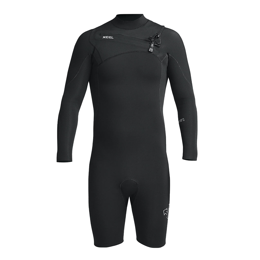 MENS COMP X LONG SLEEVE 2MM SPRINGSUIT SP20