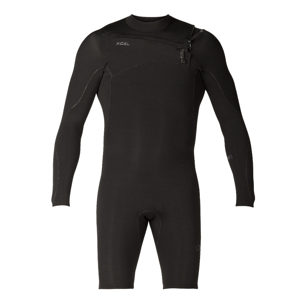 MENS COMP X 2MM L/S SPRINGSUIT SP18