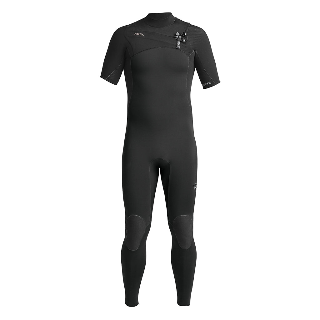 MENS COMP X SHORT SLEEVE 2MM FULLSUIT SP20