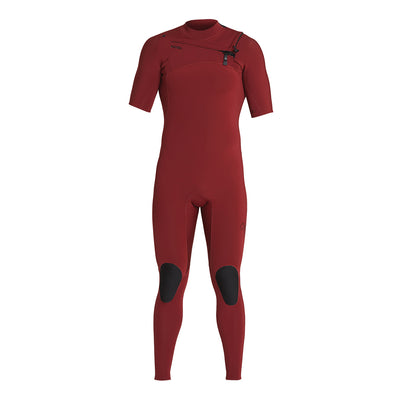 MENS COMP X S/S FULLSUIT 2MM SP19