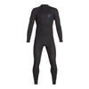 MENS AXIS FLATLOCK BACK ZIP 3/2MM FULLSUIT SP20