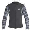 MENS WATER INSPIRED AXIS FRONT ZIP 2/1MM JACKET SP21