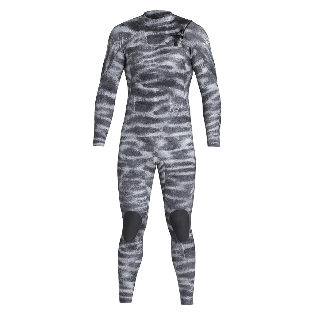 MENS WATER INSPIRED FREE DIVE COMP 4/3MM FULLSUIT FA20