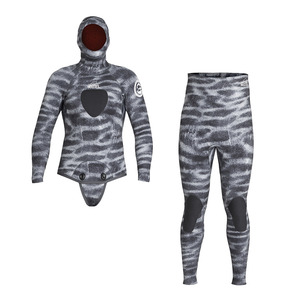 MENS WATER INSPIRED FREE DIVER 2-PIECE 5MM FA20
