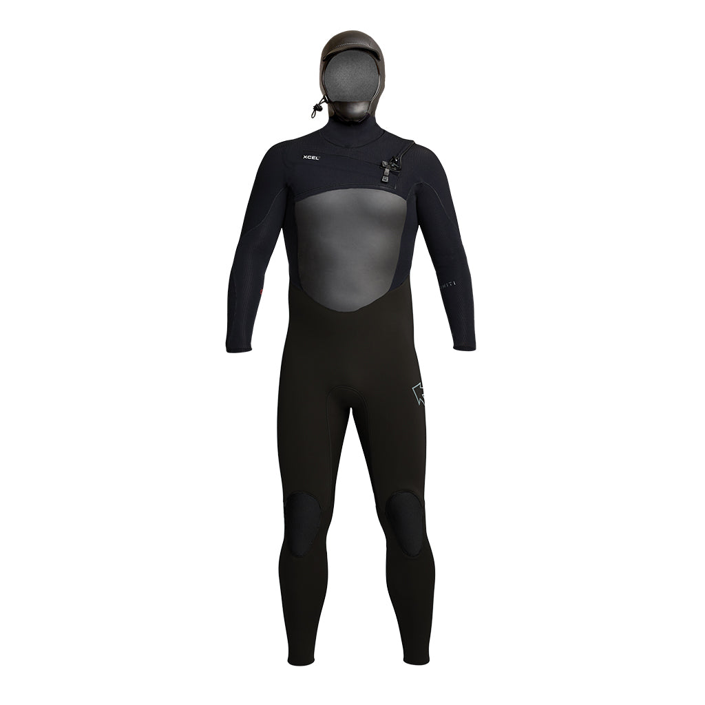 MENS INFINITI 5/4MM HOODED FULL WETSUIT FA20
