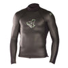 MENS 2/1MM L/S SMOOTHSKIN XCELERATOR BACKZIP SP12