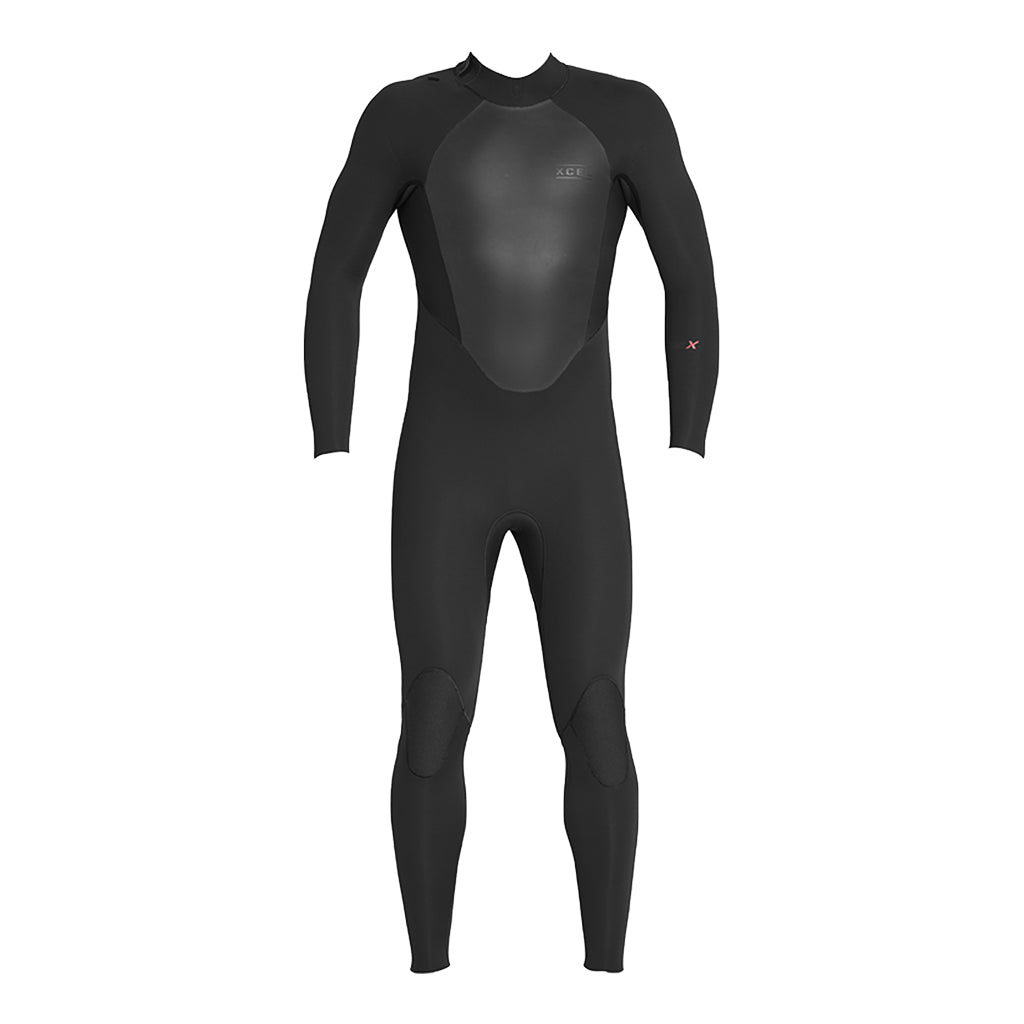 MENS AXIS X BACK ZIP 3/2MM FULLSUIT FA19