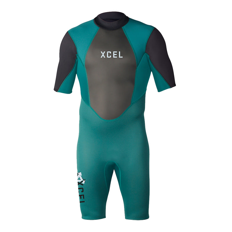 MENS 2MM AXIS OS S/S SPRINGSUIT SP17