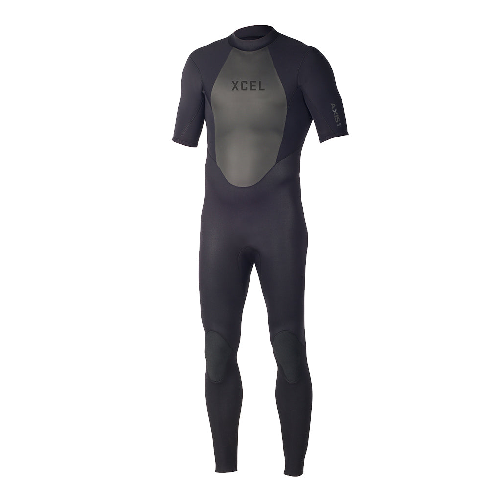 MENS 2MM AXIS S/S FULLSUIT SP17