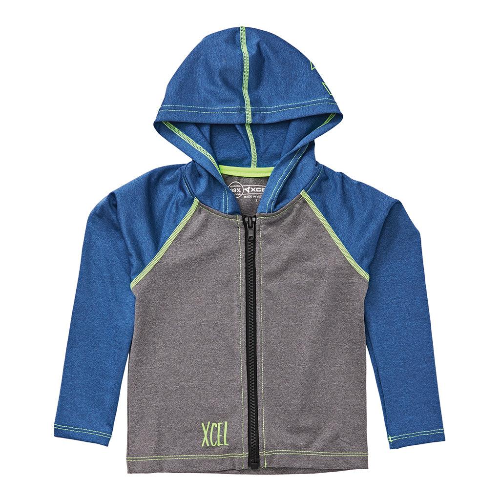 TODDLER PREMIUM STRETCH FRONT ZIP HOODIE SP20