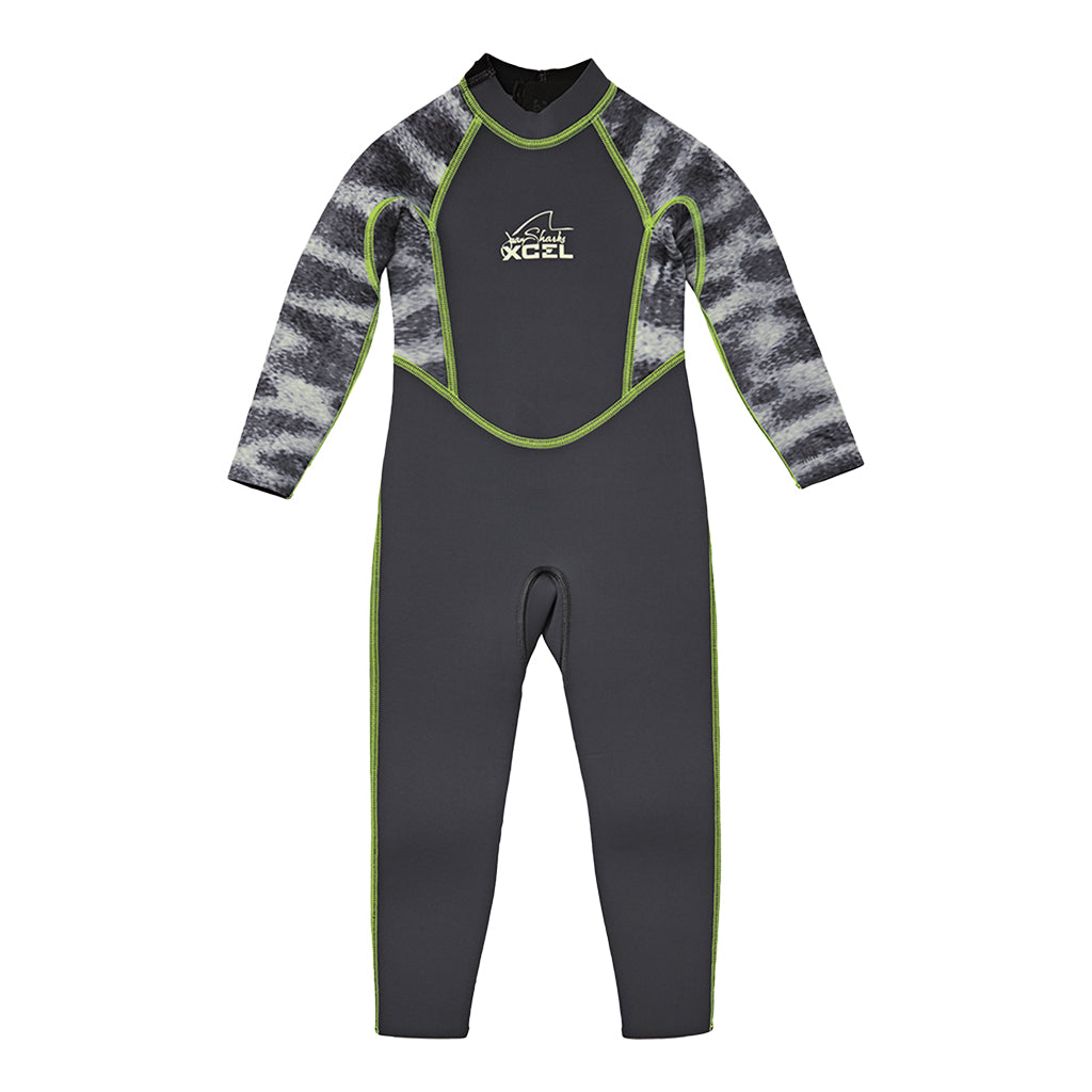 TODDLER WATER INSPIRED 3MM FULLSUIT SP21