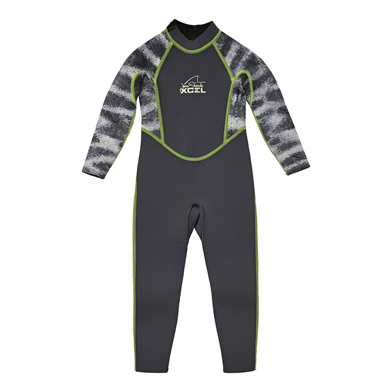 TODDLER WATER INSPIRED 3MM FULLSUIT SP20