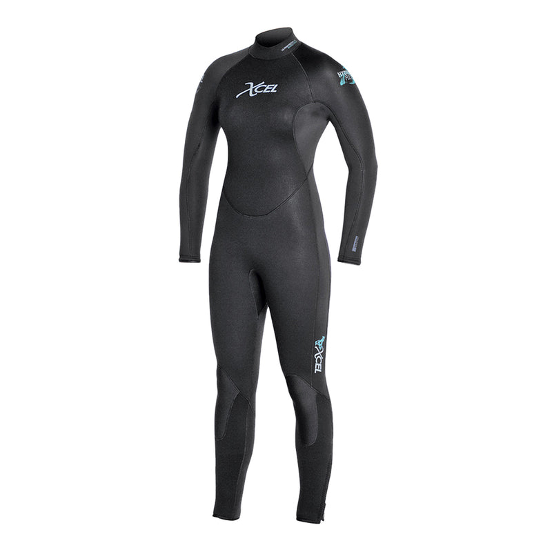 WOMENS HYDROFLEX 7/6MM DIVE FULLSUIT DV20