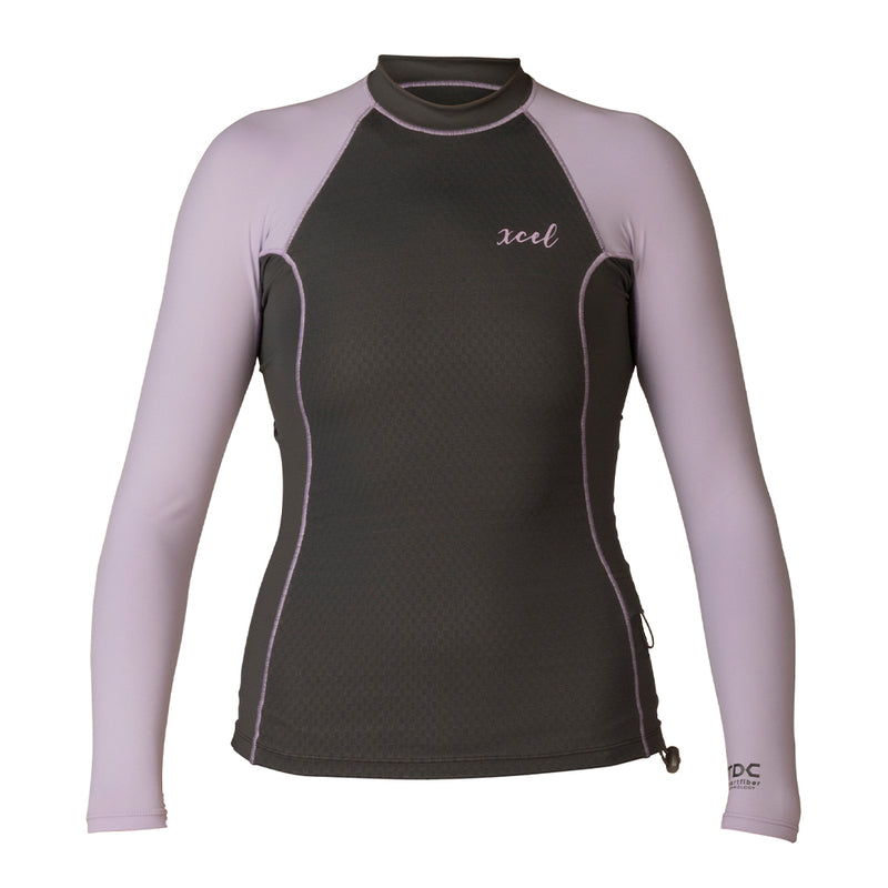 WOMENS DRYLOCK CELLIANT L/S UV TOP SP18
