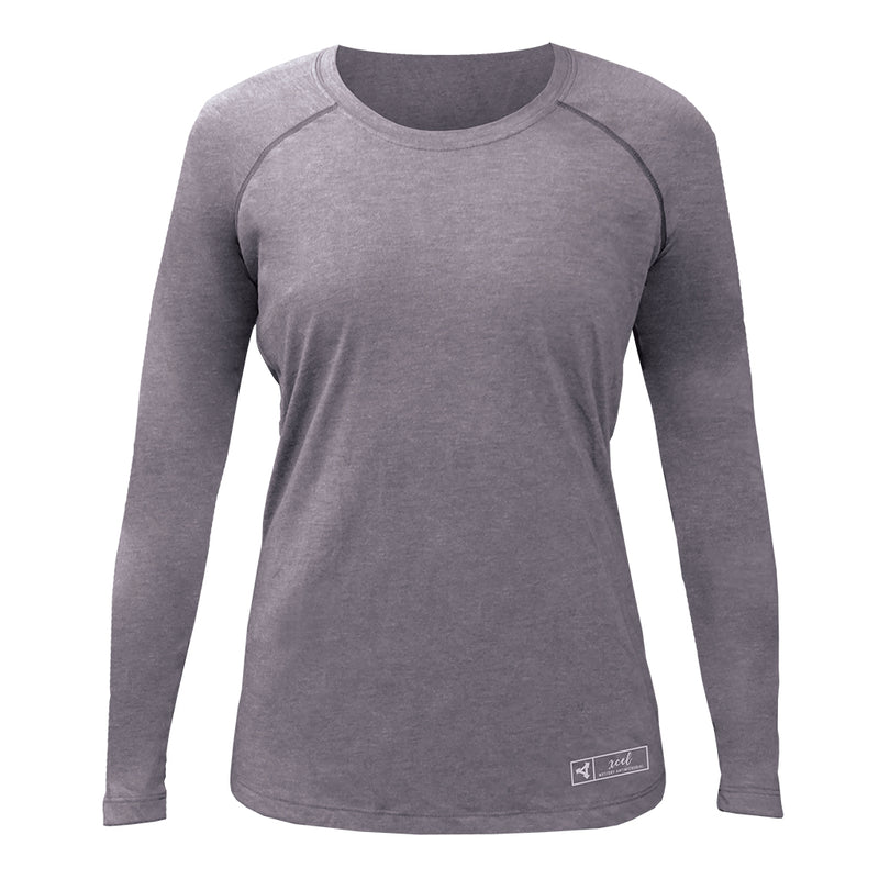 WOMENS THREADX SOLID LONG SLEEVE UV SP20