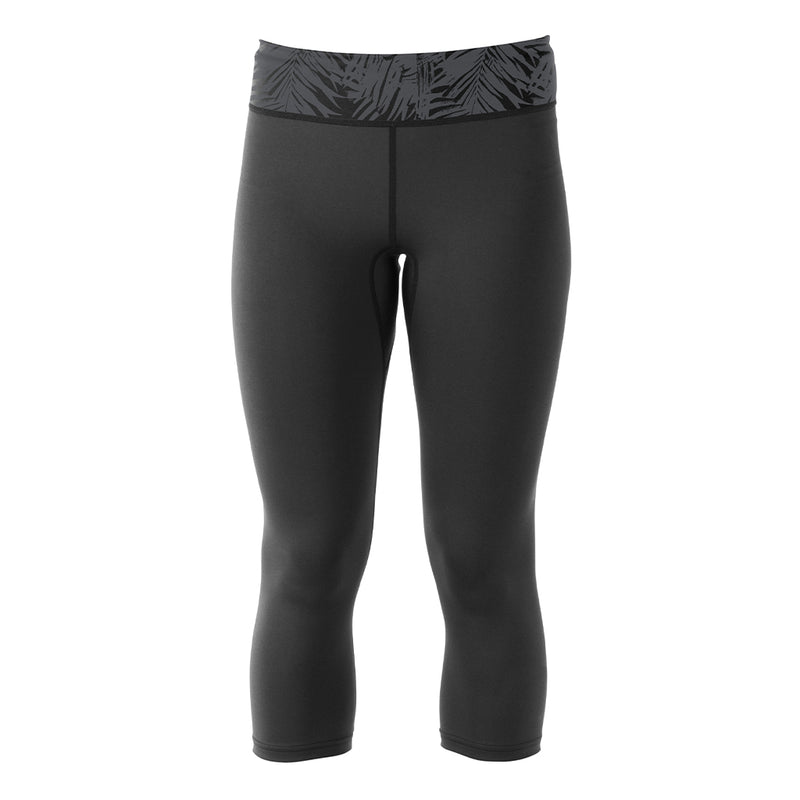 WOMENS PREMIUM 10OZ SPORT CAPRI UV SP19