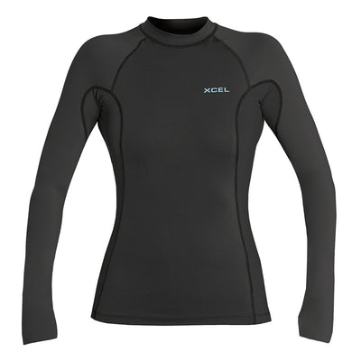 WOMENS PREMIUM STRETCH PERF FIT LONG SLEEVE UV SP21