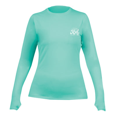 WOMENS PREMIUM STRETCH RELAXED FIT LONG SLEEVE UV SP20